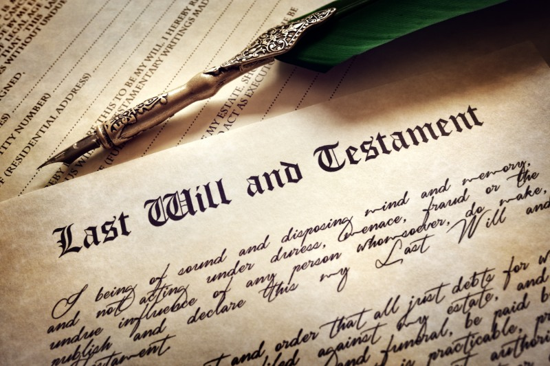 Top Six Reasons Why You Need to Prepare a Last Will and Testament