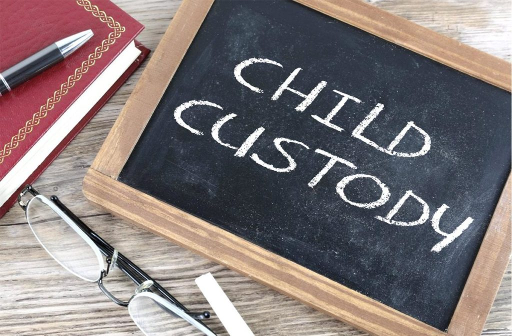 The Different Types Of Child Custody